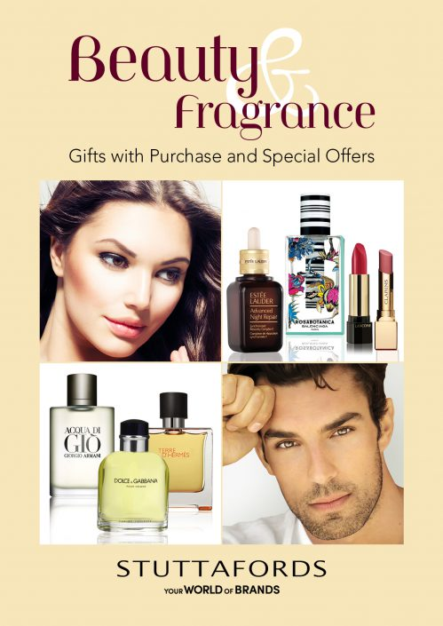 beauty & fragrance fair