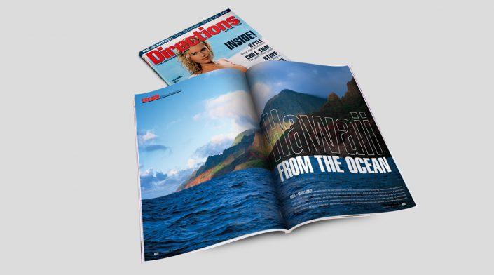 magazine hawaii article