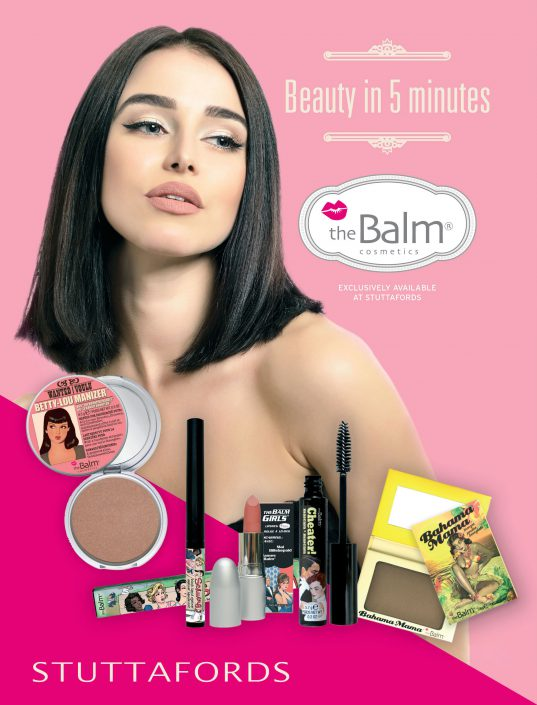 the balm advert