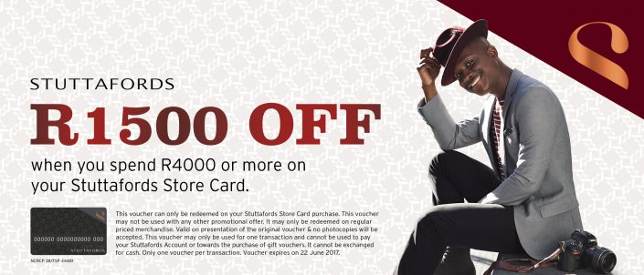 stuttafords vouchers