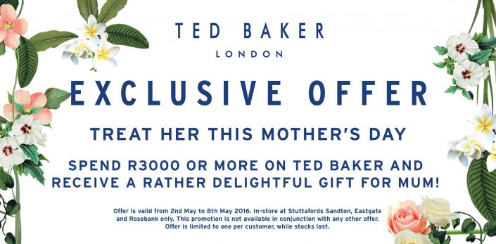 ted baker offer