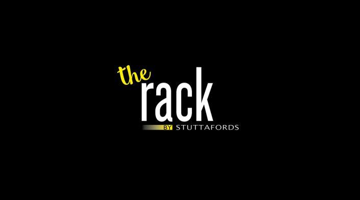 the rack logo design