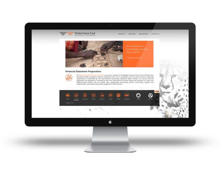 watermans east webpage financial statements